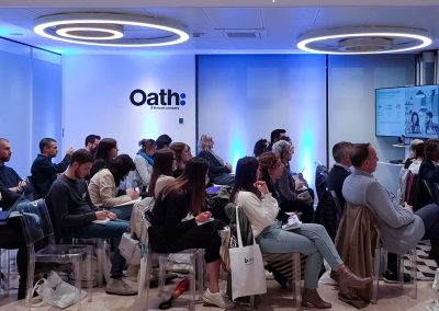 Oath – Build Your Brand