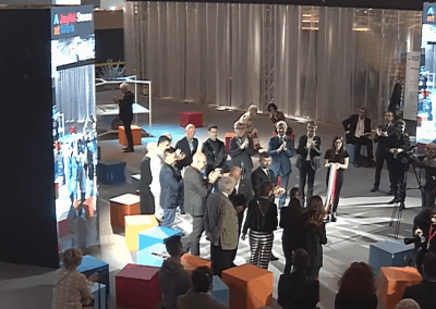 Salone del Mobile 2017 – Workplace 3.0 – A Joyful Sense at Work