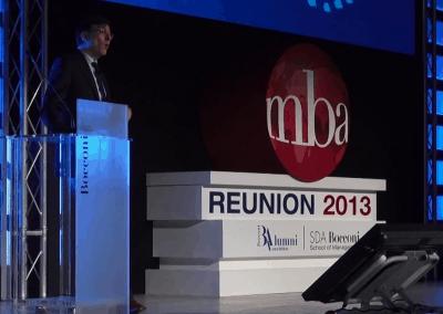 Bocconi – MBA Reunion 2013