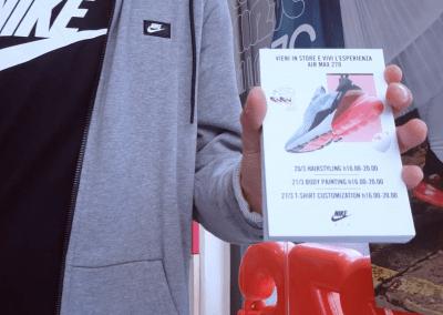 Nike Air270 – evento