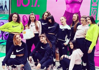 Nike & AWLAB – Flashmob
